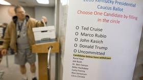 El pueblo elige a los candidatos que participarán de las elecciones presidenciales de noviembre