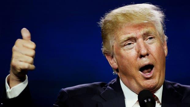 Una nueva polémica de Donald Trump