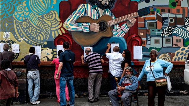 El chavismo arrasó en las elecciones municipales en Venezuela