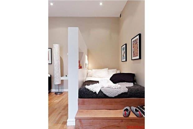10 ideas para dividir tu monoambiente for Se puede dividir un piso en dos