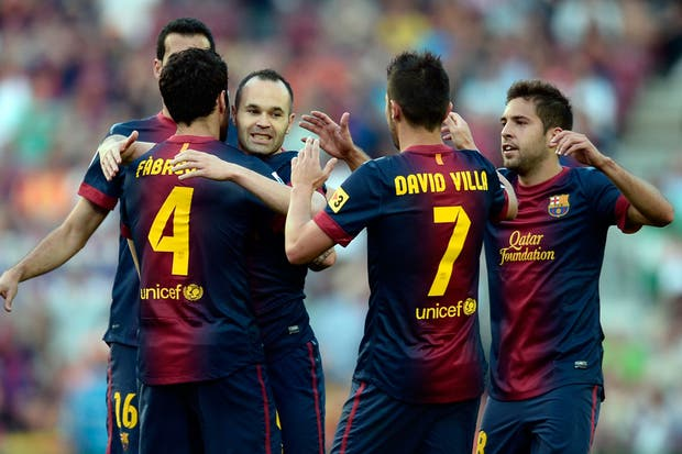 Barcelona, récord