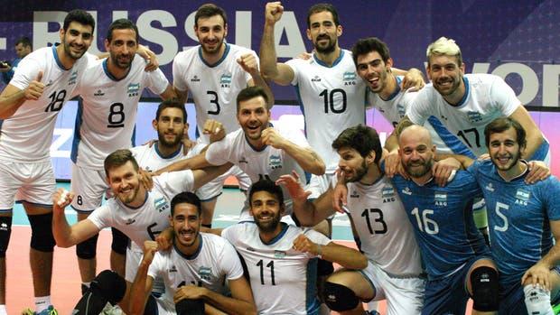 La Argentina y una prueba muy compleja, ante el campeón Serbia