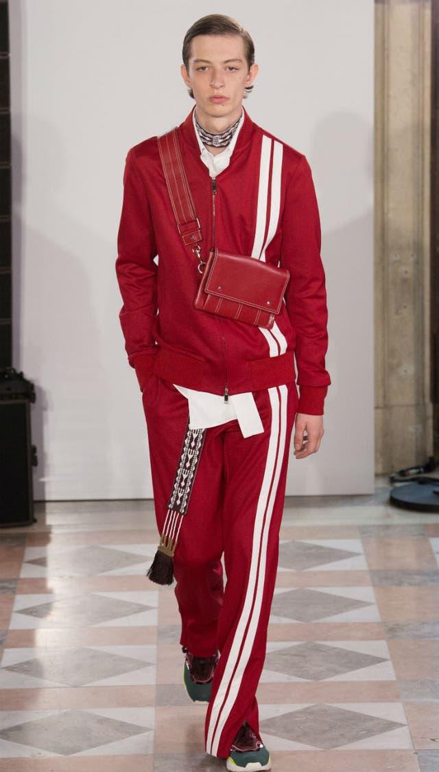 La colección masculina de Valentino, en París Fashion Week