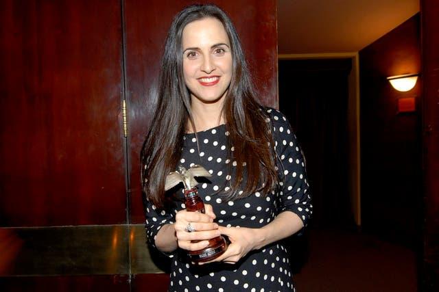 Julieta Díaz, la mejor actriz de 2014