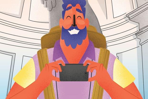 Ilustración de Nicolás Bolasini