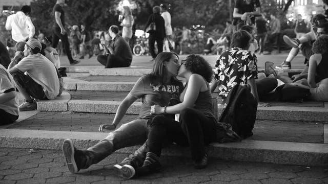 Foto: Ignacio Lehmann / Fb: 100 World Kisses