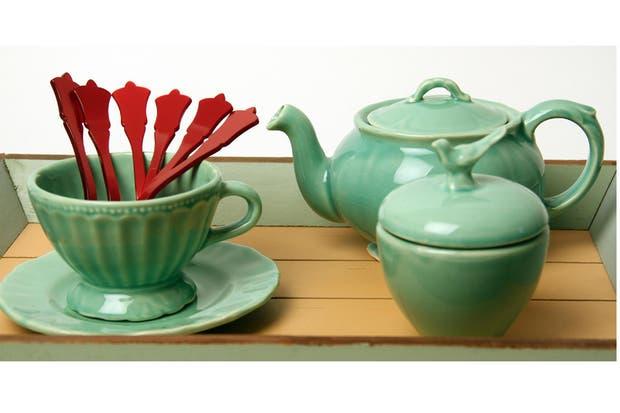 Juego de té - BARTOLOMEA.