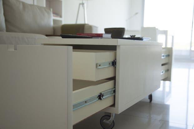 Muebles pr cticos para espacios reducidos romina metti - Muebles practicos para espacios pequenos ...
