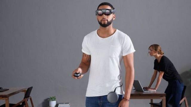 El primer prototipo de Magic Leap One, las primeras gafas de realidad mixta, verá la luz en 2018