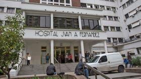 Algunos de los jovenes se encuentran internados en el hospital Fernández