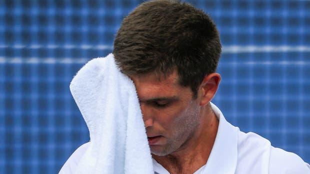 Delbonis, al margen del último Grand Slam