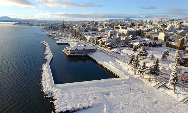 Hacía 54 años que Bariloche no sufría temperaturas tan bajas