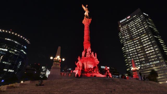 """El Monumento """"Diana la Cazadora"""" en México"""
