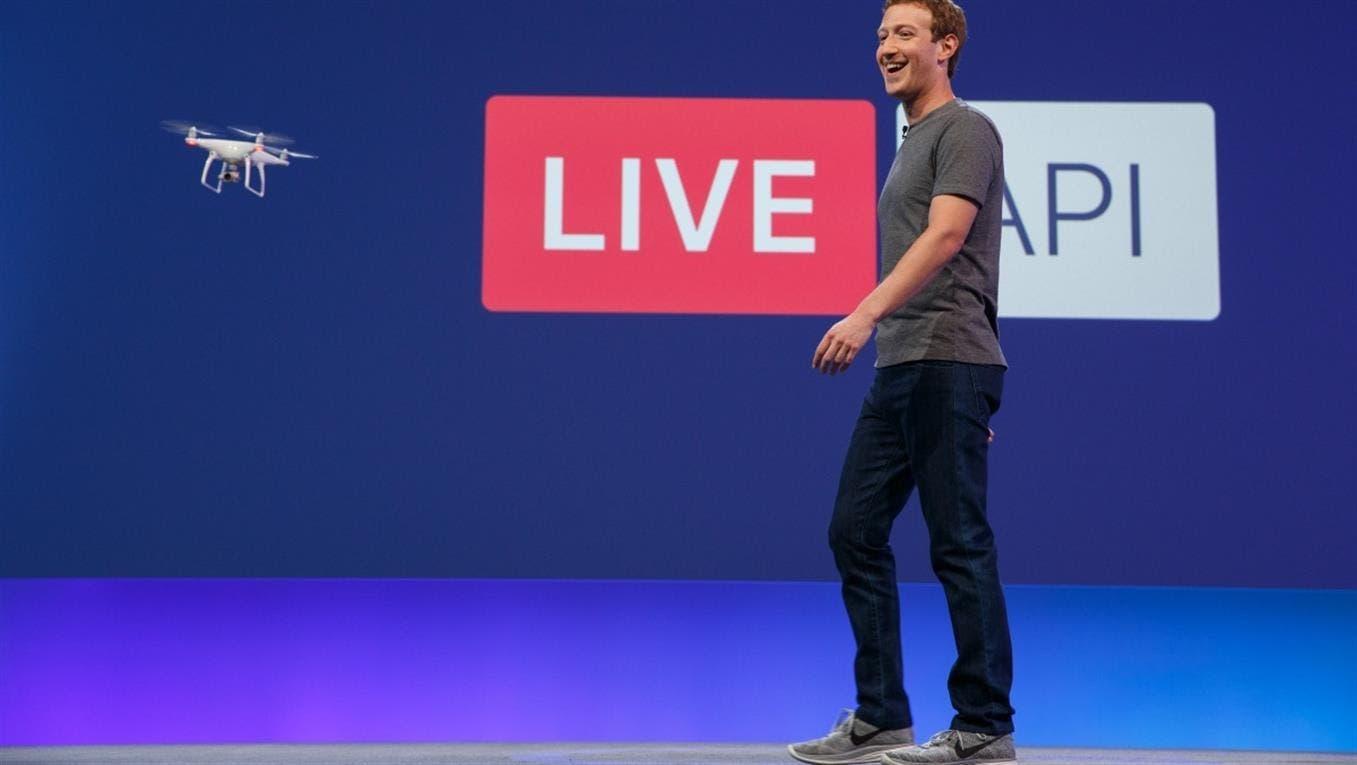 Facebook Live: Filtros divertidos para transmitir en vivo