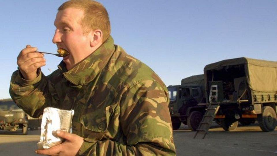 Cómo las raciones militares transformaron la producción de alimentos