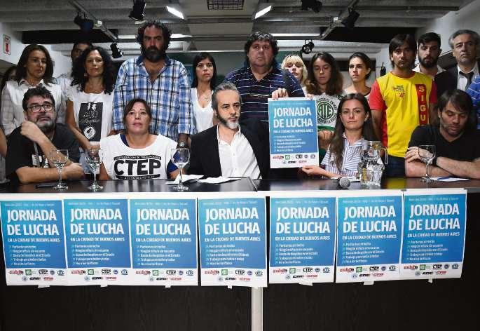 Gremios docentes volvieron a rechazar la oferta del Gobierno bonaerense
