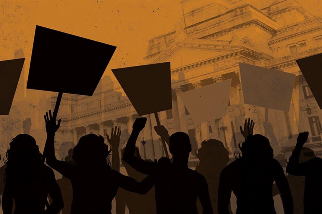 Miles de mendocinos marcharon contra el aborto