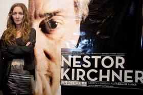 Paula de Luque, directora del documental de Néstor Kirchner