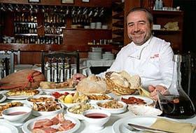 Bien gallego. Corral Vide propone un tapeo al uso de su Galicia natal, en el restaurante Morriña