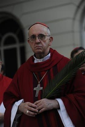 Jorge Bergoglio y Leonardo Sandri, en carrera para la sucesión