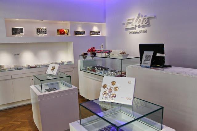 Una de las boutiques de Elite, ubicada en Seguí 3551