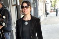 Así disfruta Juana Viale de cada visita a Buenos Aires