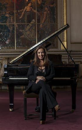 Sandra tendrá su noche de jazz y standards en el Teatro Colón