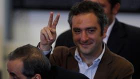 Larroque se muestra optimista luego del regreso de Cristina Kirchner a Buenos Aires anoche