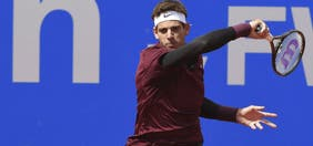 A Juan Martín del Potro le cuesta, pero avanza: alcanzó los cuartos de final en el ATP 250 de Munich
