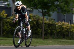 Lindas por deporte: Daniela Donadio, ciclista profesional