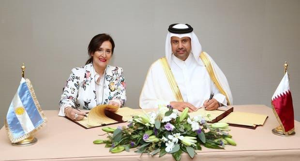 El fondo de Qatar invertirá 1000 millones de dólares en el país