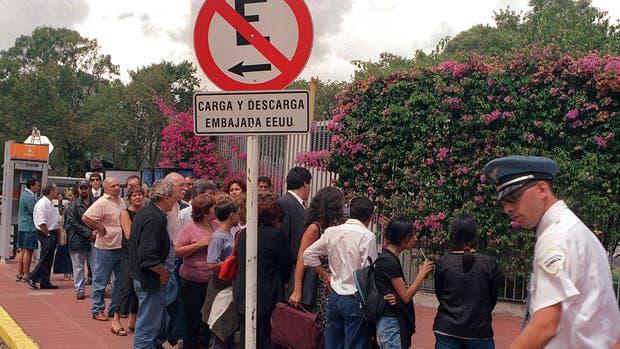La visa para Estados Unidos ya se puede tramitar en un día