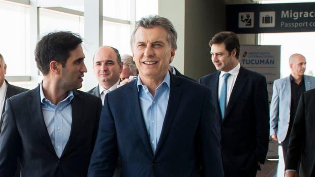 Mauricio Macri inauguró las obras de remodelación del aeropuerto de Tucumán