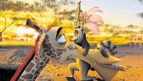 La jirafa Melman, el lémur Julien, el león Alex y cuatro pingüinos capaces de cualquier cosa viven su segunda aventura en el corazón del continente africano