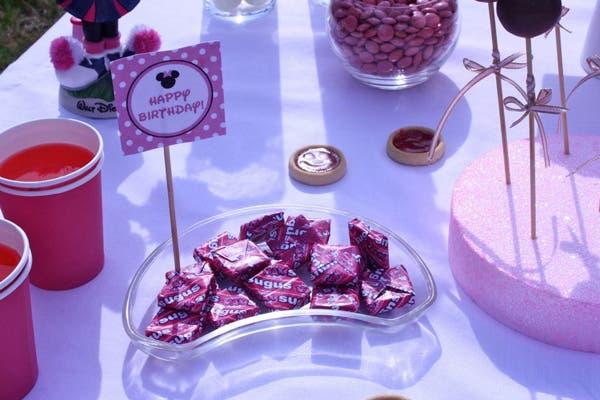 The Happy Factory cuenta con productos únicos de todas las líneas como árboles de golosinas y dulces personalizados. Foto: Gentileza the Happy Factory