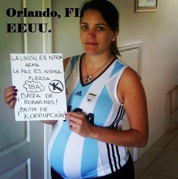 Orlando, Florida, Estados Unidos. Foto: facebook.com/El-Cipayo-en-el-Exterior