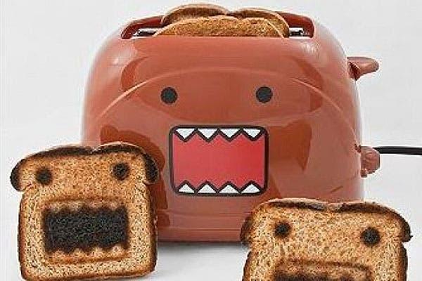 ¿Tendrías esta tostadora en tu casa? ¿Qué te parecen estas tostadas para los más chicos de la casa?. Foto: Mundochica.com