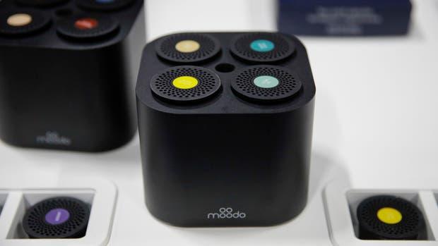 Moodo, la versión tecno de los aceites esenciales