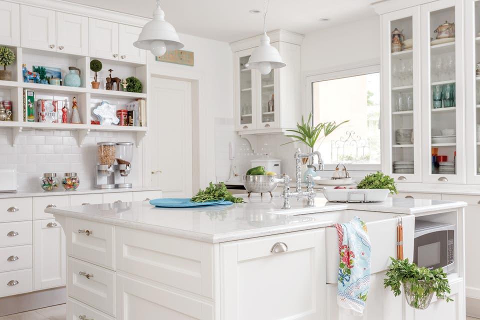 Muebles de cocina estilo americano - Remates de cocinas ...