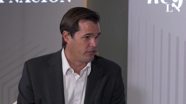 Teófilo Lacroze, presidente de Shell Argentina