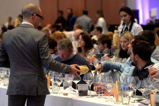 La cata es sin dudas una de las más importantes relacionadas con el vino argentino.