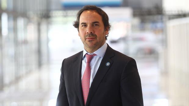 Gonzalo Mórtola, interventor del Puerto de Buenos Aires