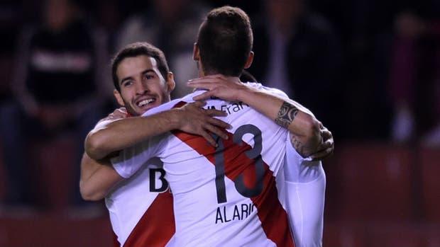 Mayada y Alario, goleadores en Perú