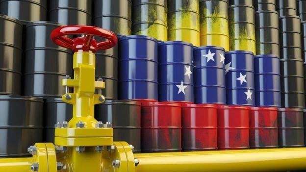 La empresa petrolera PDVSA tiene una deuda de unos US$25.000 millones