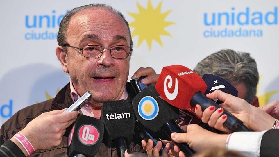 Leopoldo Moreau, apoderado de Cristina Kirchner
