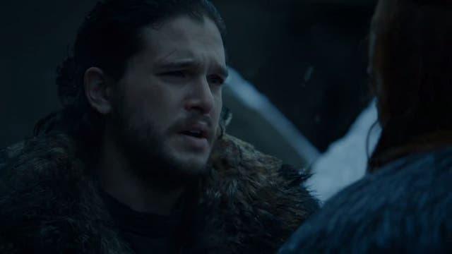 Jon Snow deberá unir al Norte contra los ejércitos del rey de la noche