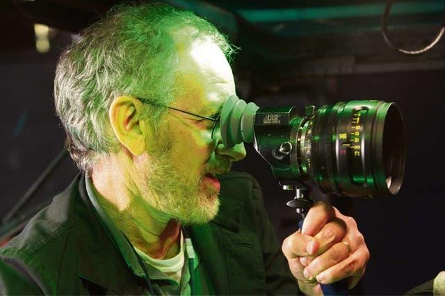 Sólo era feliz con una cámara en la mano, cuenta en el documental de Susan Lacy