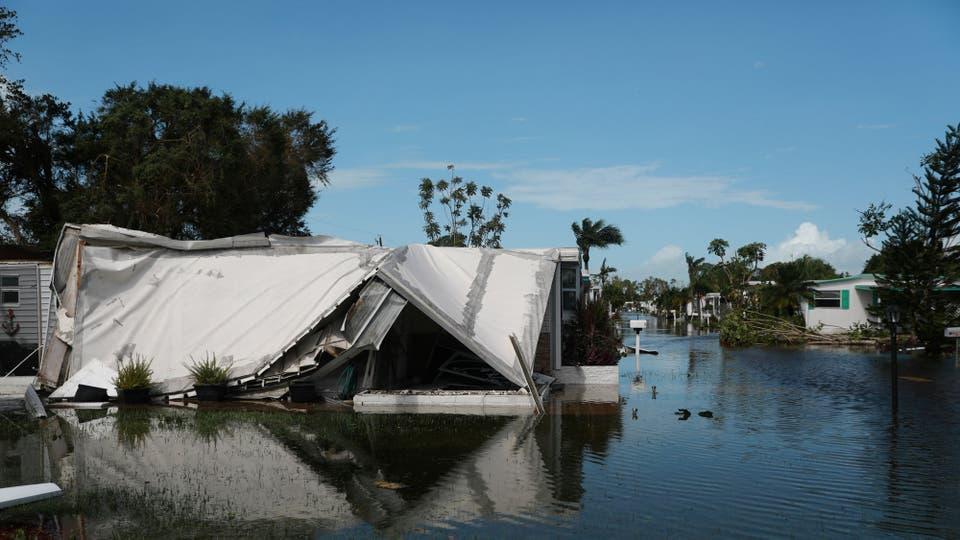 Miles de casa quedaron reducidas a una pila de escombros. Foto: Reuters