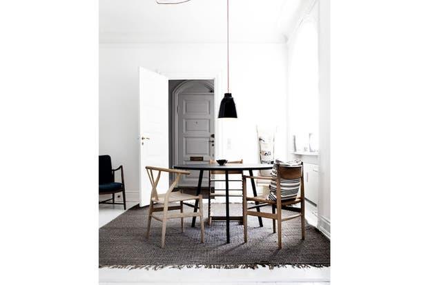 Mesas redondas inspiradoras: elegí tu modelo preferido - Living ...