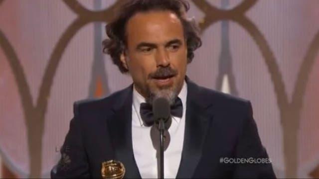 Alejandro G. Iñárritu, el mejor director